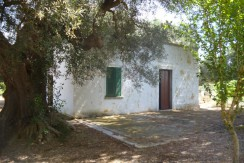 country house for sale in oria puglia with vaulted ceilings