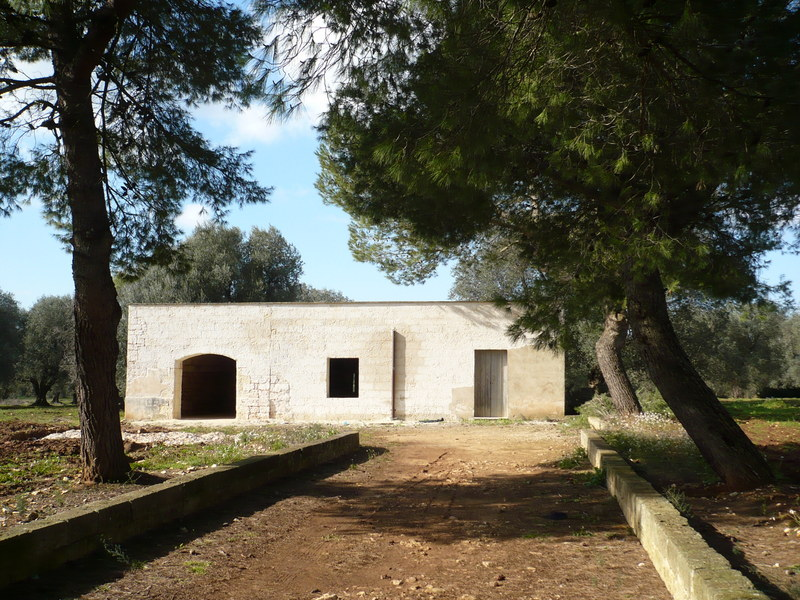 Traditional Stone Building For Sale In Puglia