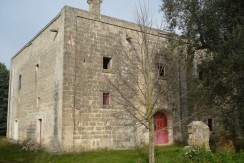 traditional property in puglia