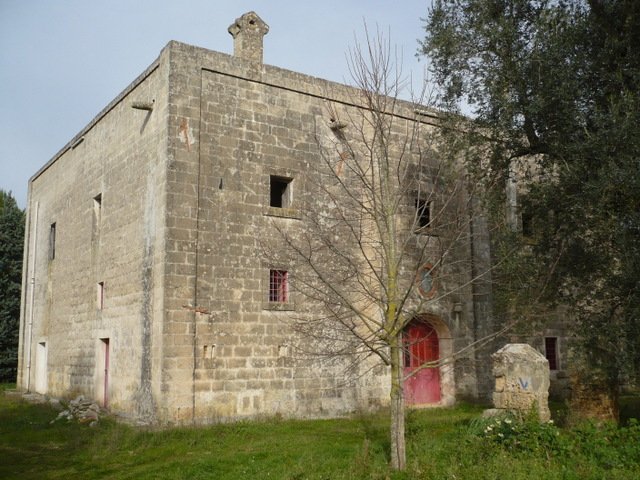 Traditional property for sale in Puglia southern Italy, CASALE ROMANO