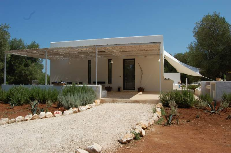 villa for sale with sea view in puglia italy with olive grove