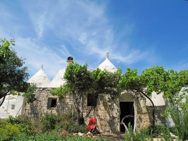 Complex of trulli for sale, TRULLI ANNA