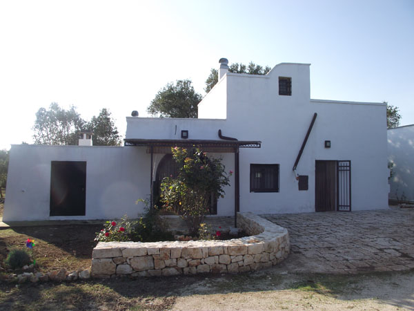 Typical property for sale in Puglia Italy, 4 bedrooms