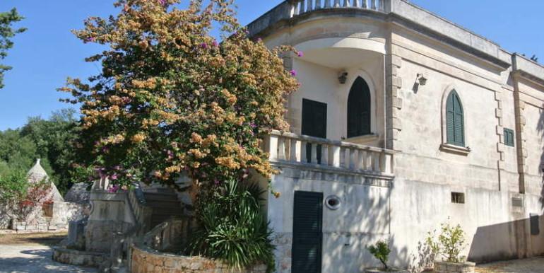 property for sale with trulli complex puglia italy ceglie messapica, Casina Soraya