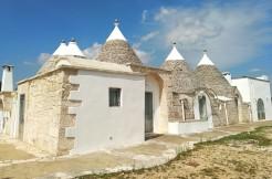 Impressive trulli property for sale in Puglia Italy, Ceglie Messapica
