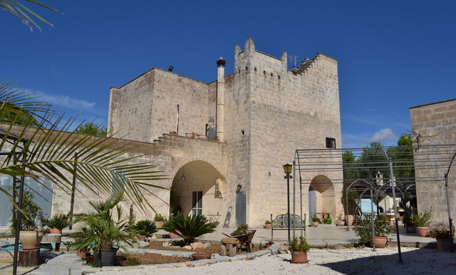 fortified masseria for sale francavilla fontana puglia