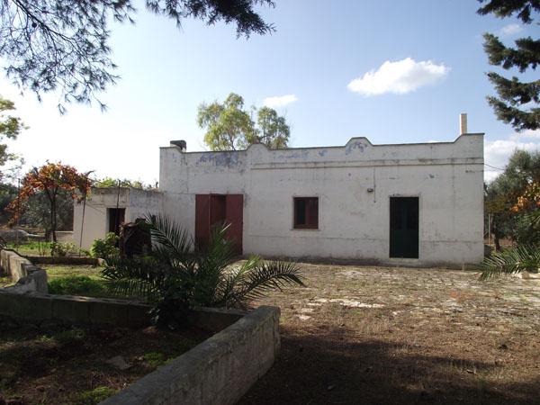 Country house for sale Ceglie Messapica, VILLA ALDO