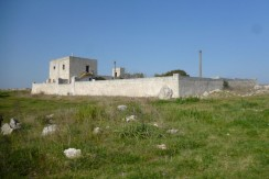 property for sale in italy puglia with sea view, fortified masseria