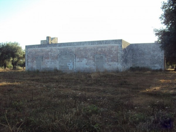 Traditional real estate for sale in Puglia Italy, CASINA MARE