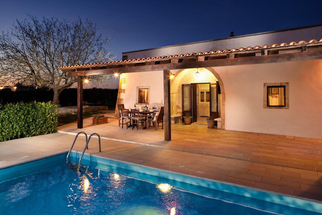 Trulli complex for sale in Puglia, with swimming pool, TRULLI COLETTE