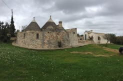 Trulli property for sale in Puglia Italy, Ceglie Messapica, ready to be moved into