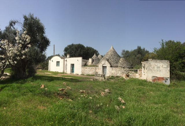 Trulli with lamia for sale in Puglia Italy, TRULLI AMY