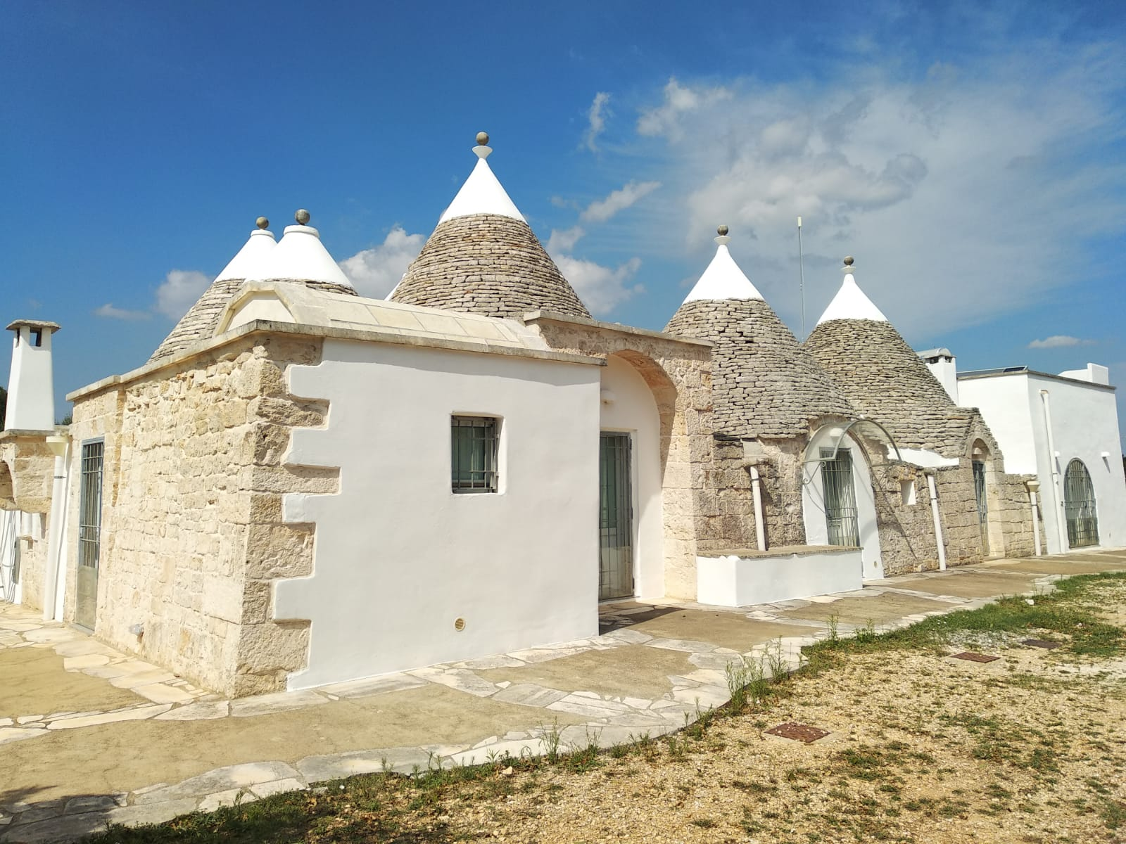 Impressive trulli property for sale in Puglia,  TRULLI KIM