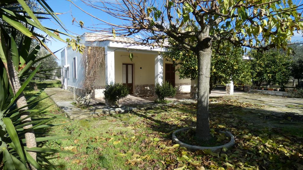 Country house for sale in Puglia Italy, VILLA SALORI