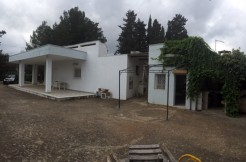 Country house for sale Puglia Italy, road to Ostuni