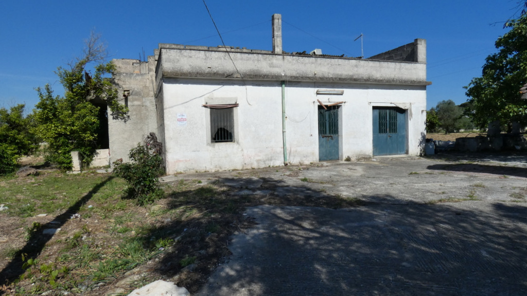 Country house for sale, for renovation