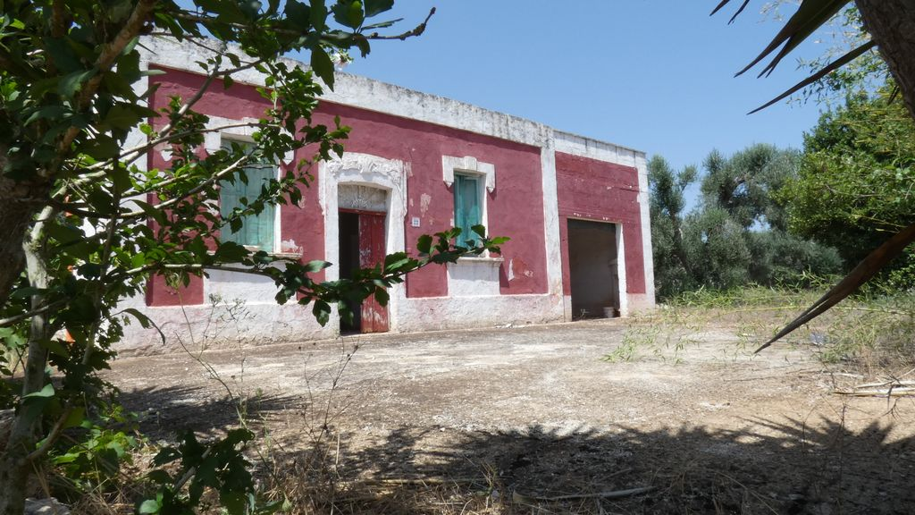 Traditional country house for sale in Puglia – CASA DON GIULIO