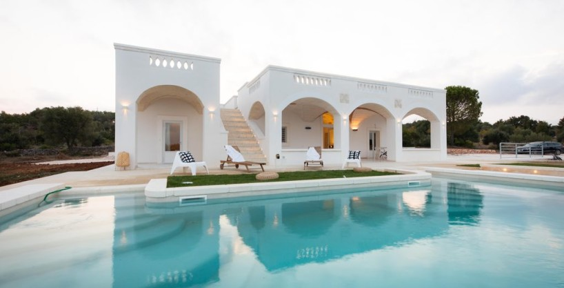 Elegant villa for sale with pool