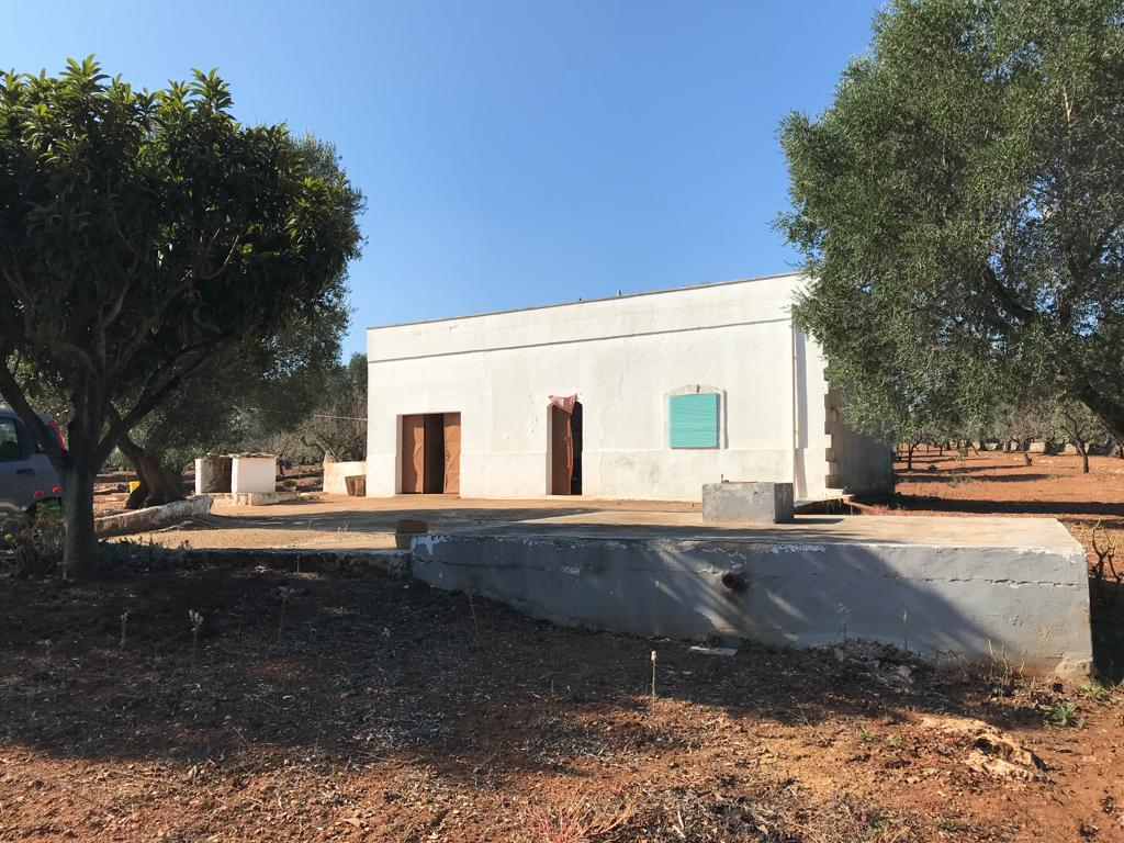 Typical country house for sale in Puglia off the road to Ceglie Messapica