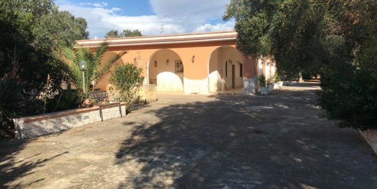 House for sale in Puglia ready to be moved into