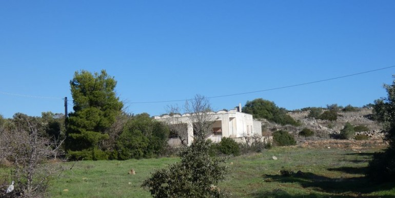 Property for sale in Manduria, Puglia, at short distance from the Ionian sea.
