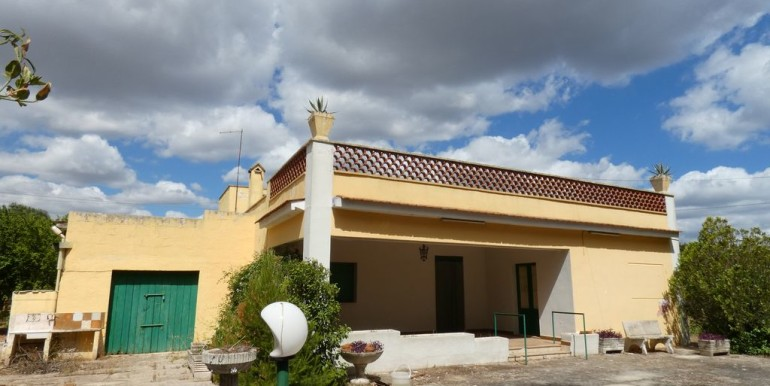 Villa for sale in the countryside, Puglia, Italy, Francavilla Fontana