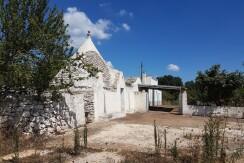 Trulli complex for sale Ceglie Messapica, Puglia, good conditions