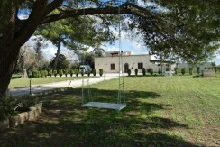 Traditional villa for sale Puglia, Italy, swimming pool