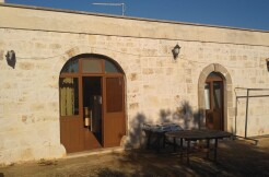 Traditional property for sale in Puglia, Ceglie Messapica, vaulted ceilings