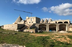Masseria for sale in Puglia, Italy, ideal for business investment
